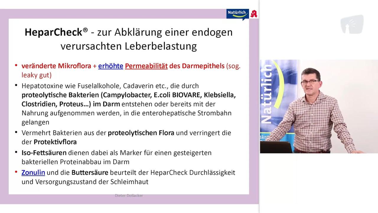 TORRE Deutschland Leber Check